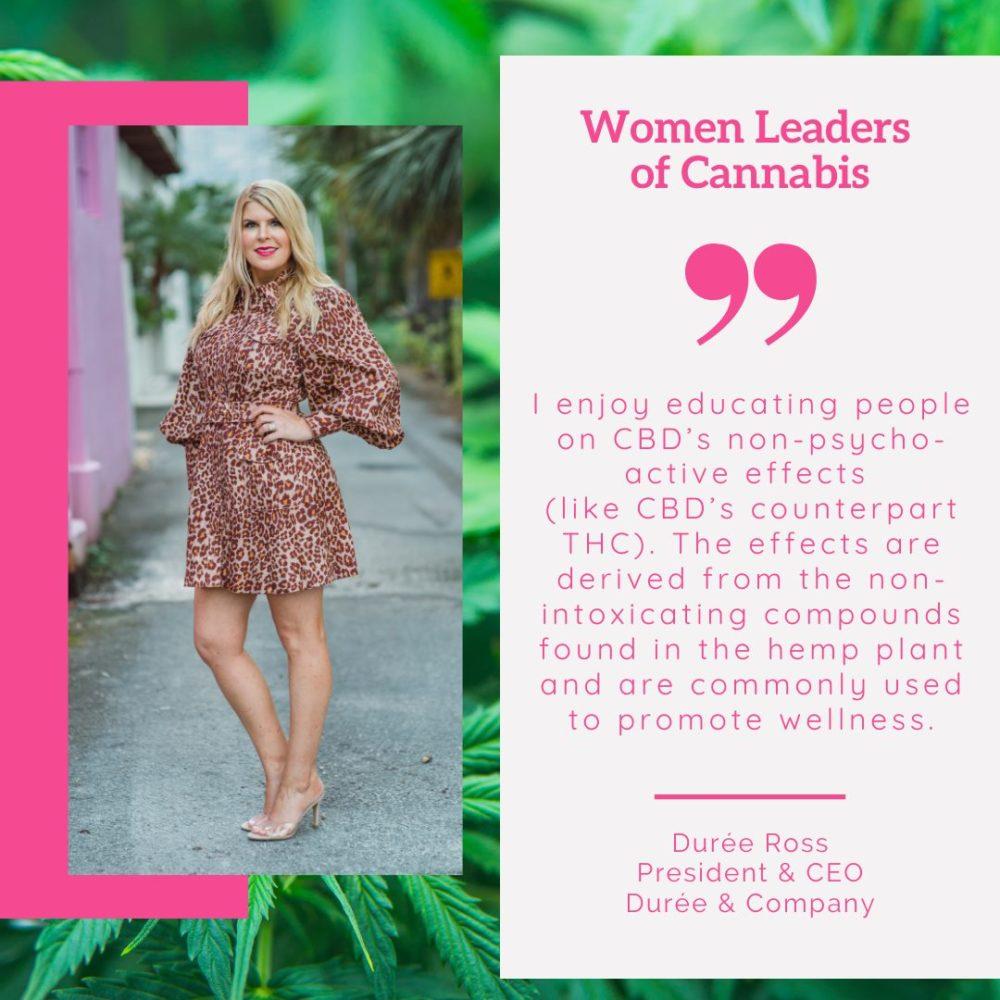 Women Leaders of Cannabis
